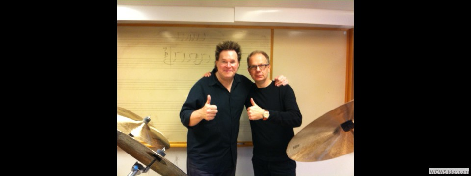 Sweden w/ Anders Astrand