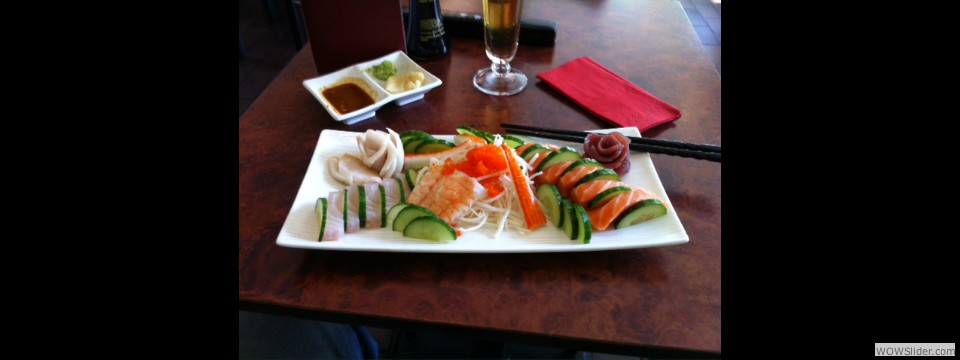 Sushi in Giessen, Germany